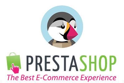 Spécialiste création boutique en ligne PRESTASHOP